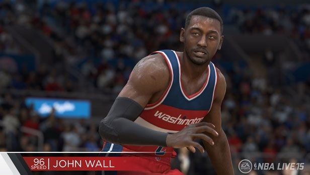 NBA Live 15 Screenshot #223 for PS4