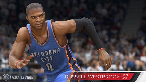 NBA Live 15 Screenshot #224 for PS4