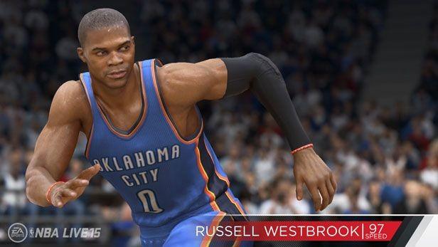 NBA Live 15 Screenshot #217 for Xbox One