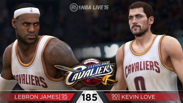 NBA Live 15 Screenshot #229 for PS4