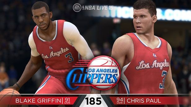 NBA Live 15 Screenshot #220 for Xbox One