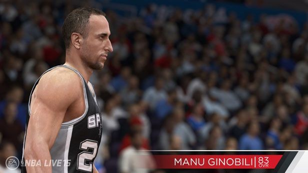 NBA Live 15 Screenshot #234 for PS4