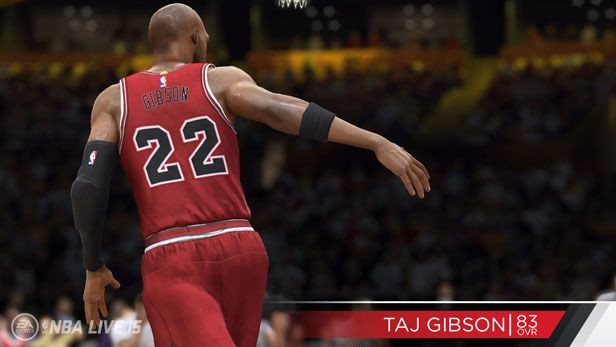 NBA Live 15 Screenshot #235 for PS4