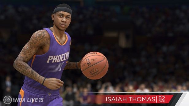 NBA Live 15 Screenshot #236 for PS4