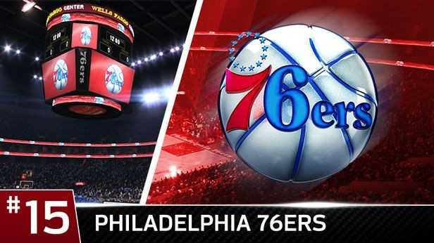 NBA Live 15 Screenshot #243 for PS4