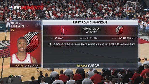 NBA Live 15 Screenshot #250 for PS4