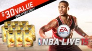 NBA Live 15 screenshot #252 for Xbox One - Click to view