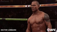 EA Sports UFC screenshot gallery - Click to view