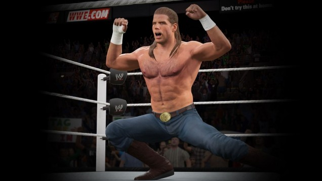 WWE 2K15 Screenshot #21 for Xbox One