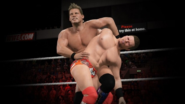 WWE 2K15 Screenshot #22 for Xbox One