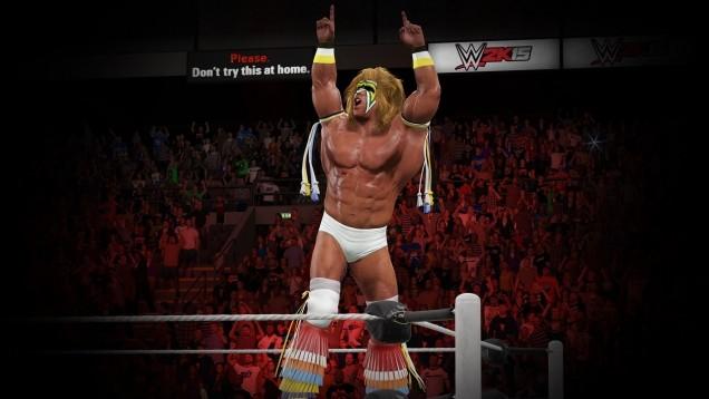 WWE 2K15 Screenshot #25 for Xbox One