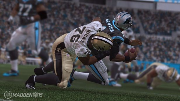 Madden NFL 15 Screenshot #232 for PS4