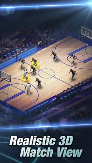 NBA All Net screenshot #7 for Android, iOS - Click to view