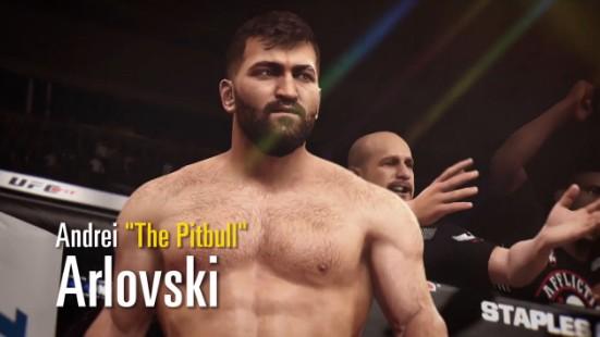 EA Sports UFC Screenshot #131 for PS4