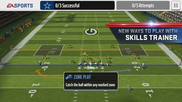 Madden Mobile Screenshot #2 for iOS