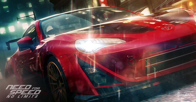 Need for Speed No Limits Screenshot #1 for iOS