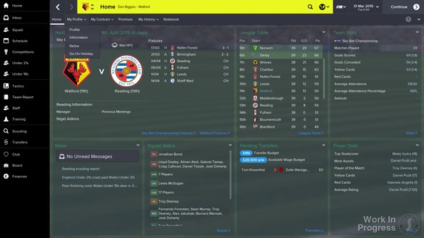 Football Manager 2015 Screenshot #15 for PC