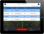 Pro Strategy Football 2014 screenshot #3 for iPhone, iPad, iOS - Click to view