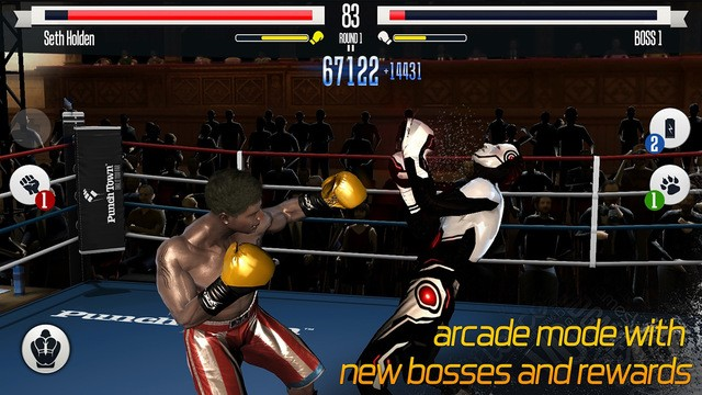Real Boxing Screenshot #1 for iOS