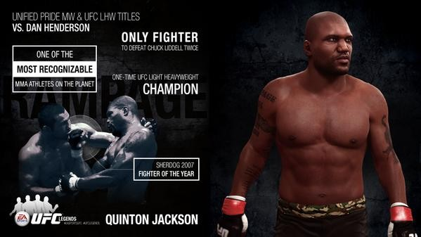 EA Sports UFC Screenshot #137 for PS4