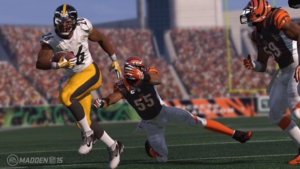 Madden NFL 15 Screenshot #245 for PS4