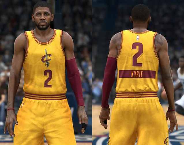 NBA Live 15 Screenshot #271 for PS4