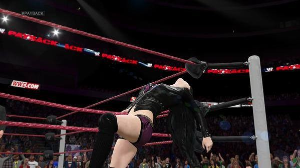 WWE 2K15 Screenshot #31 for PS4
