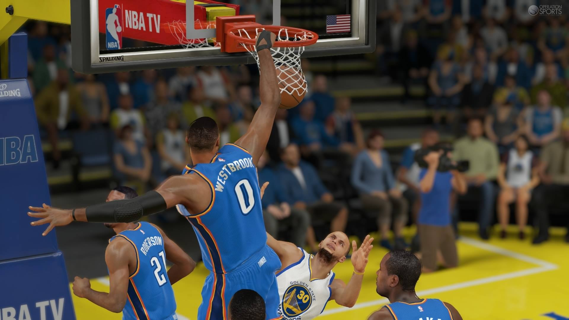Nba 2k15 Roster Update Details 12 18 14 Rus Westbrook Joins 90 Club Operation Sports Forums