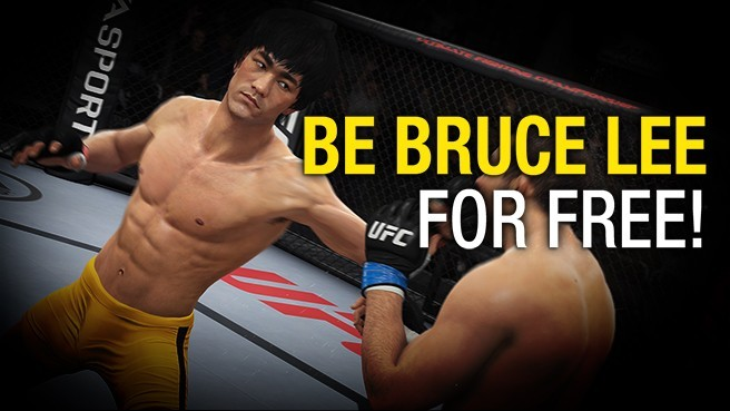 EA Sports UFC Screenshot #143 for PS4