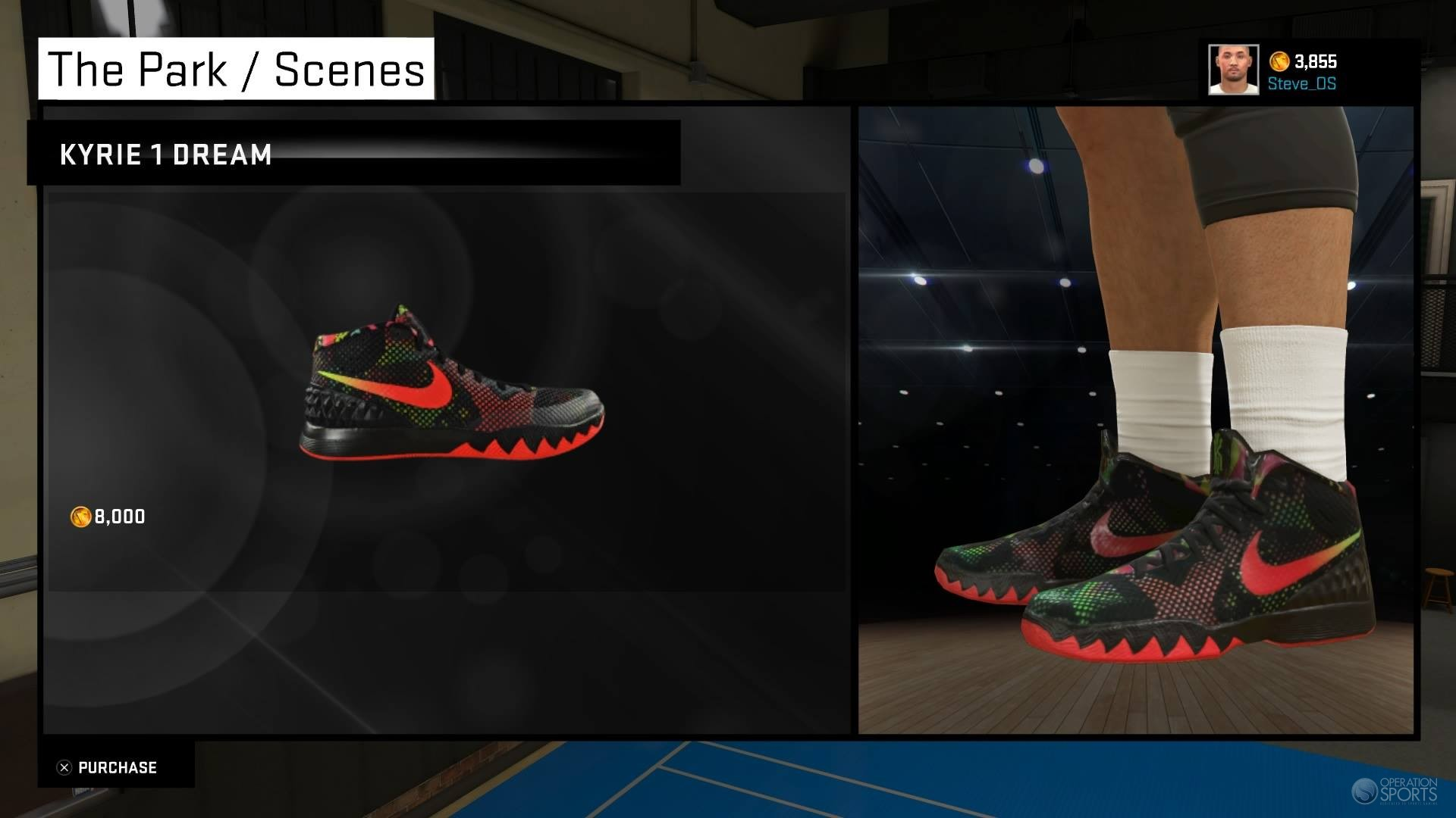 ca4de50cd321 ... shoes 6329d 46c4f new zealand nike kyrie 1 dream available now in nba  2k15 operation sports a3e53 89b79 ...