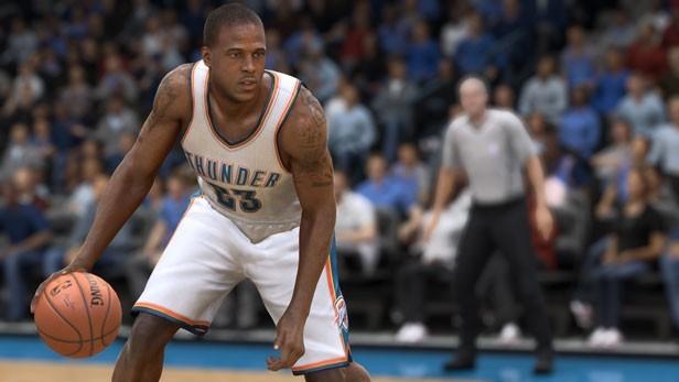 NBA Live 15 Screenshot #304 for PS4