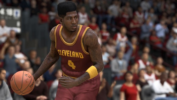 NBA Live 15 Screenshot #305 for PS4