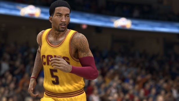 NBA Live 15 Screenshot #306 for PS4