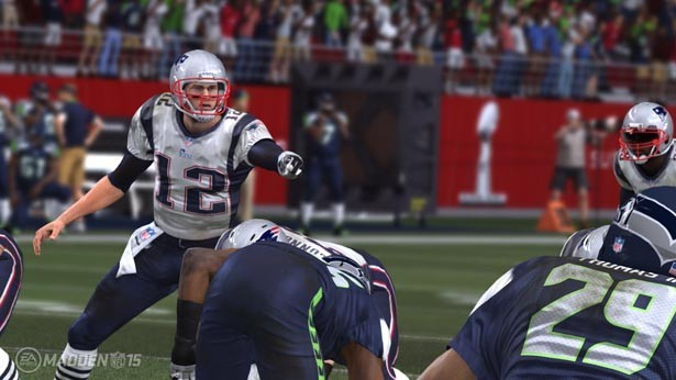 Madden NFL 15 Screenshot #352 for Xbox One