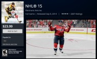 NHL 15 screenshot #143 for PS4 - Click to view