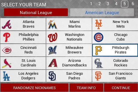 MLB Manager 2015 Screenshot #4 for iPhone, iPad, Android, iOS