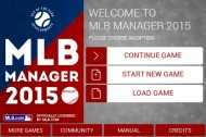 MLB Manager 2015 screenshot #5 for iPhone, iPad, Android, iOS - Click to view