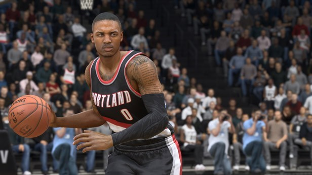 NBA Live 15 Screenshot #327 for PS4