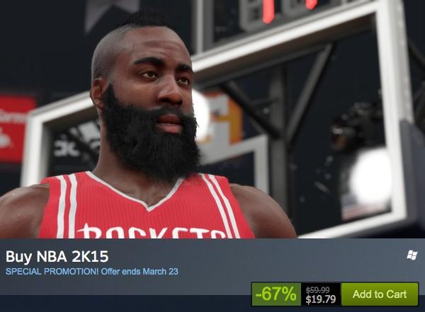 NBA 2K15 Screenshot #6 for PC