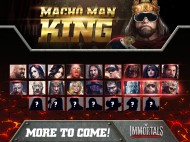 WWE Immortals screenshot #9 for iOS - Click to view