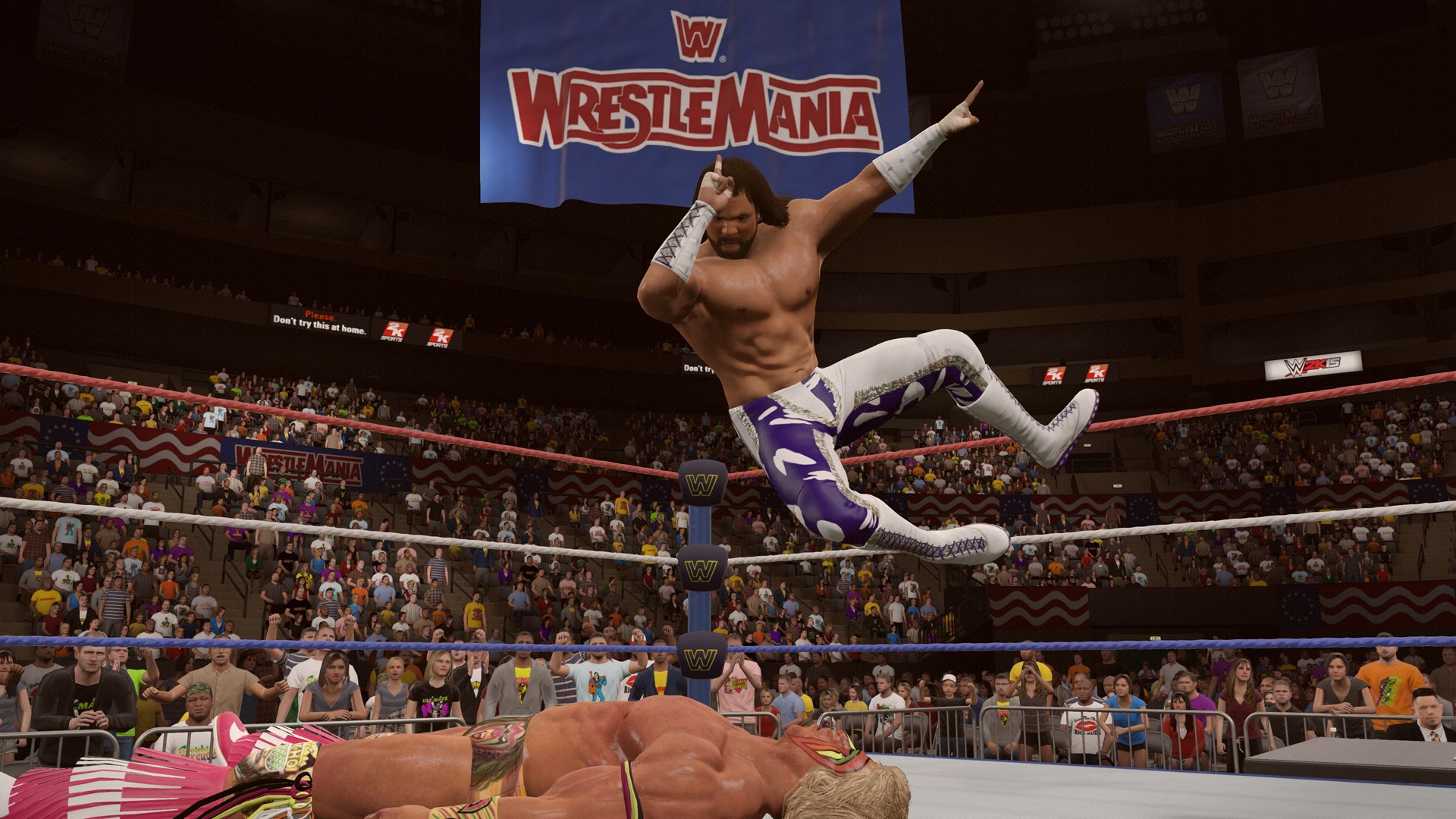 WWE 2K For Mobi...