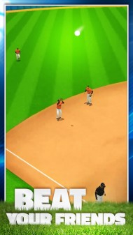 Tap Sports Baseball 2015 screenshot #4 for iOS - Click to view