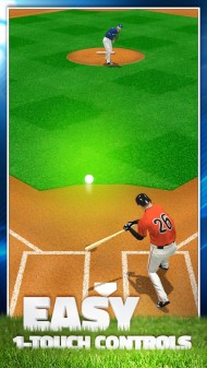 Tap Sports Baseball 2015 screenshot #5 for iOS - Click to view