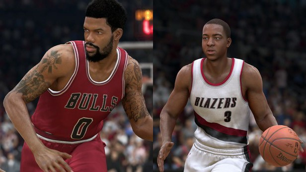 NBA Live 15 Screenshot #331 for PS4