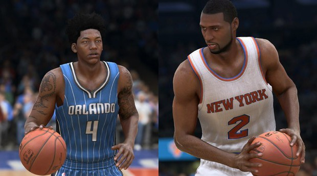 NBA Live 15 Screenshot #332 for PS4