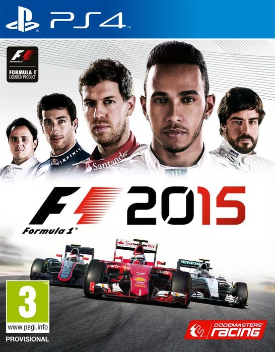 F1 2015 Screenshot #5 for PS4
