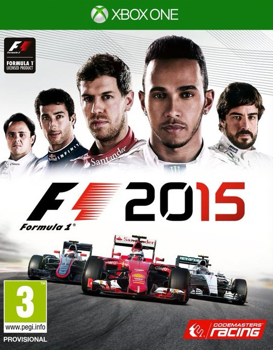 F1 2015 Screenshot #10 for Xbox One