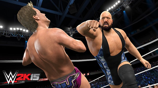 WWE 2K15 Screenshot #1 for PC
