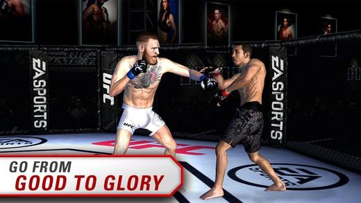 EA Sports UFC Mobile Screenshot #3 for iOS