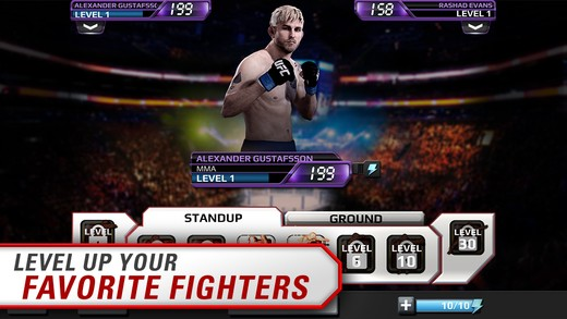 EA Sports UFC Mobile Screenshot #4 for iOS